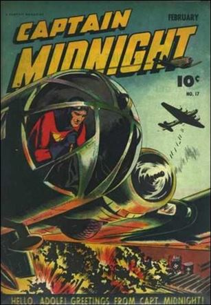 Captain Midnight (1942) 17-A