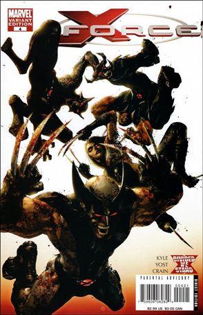 X-Force (2008) 4-B