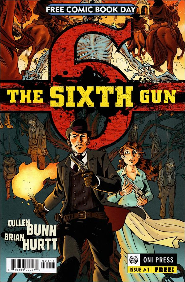 Sixth Gun 1-A by Oni Press