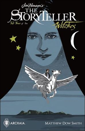 Jim Henson's The Storyteller: Witches 3-A