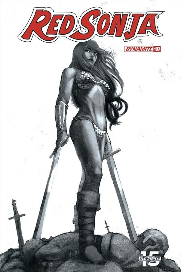 Red Sonja (2019) 7-M by Dynamite Entertainment