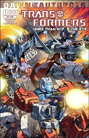 Transformers: More Than Meets the Eye (2012) 32-A