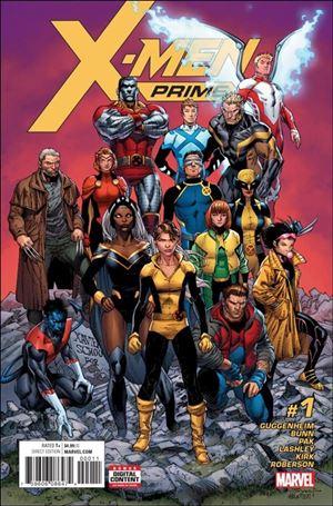 X-Men Prime (2017) 1-A