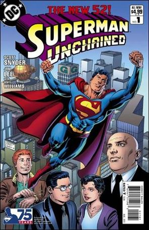 Superman Unchained 1-G
