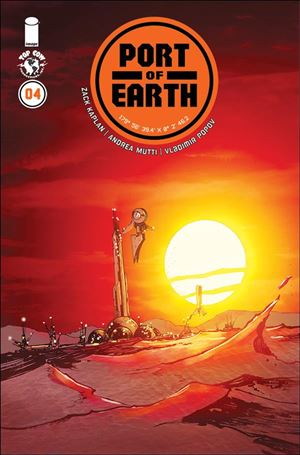 Port of Earth 4-A