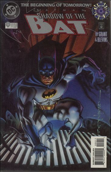 Batman: Shadow of the Bat 0-A by DC
