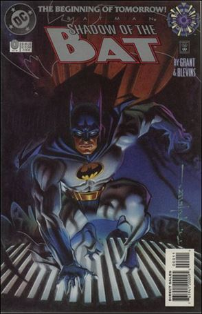 Batman: Shadow of the Bat 0-A