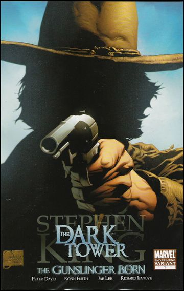 Dark Tower: The Gunslinger Born 1-E by Marvel