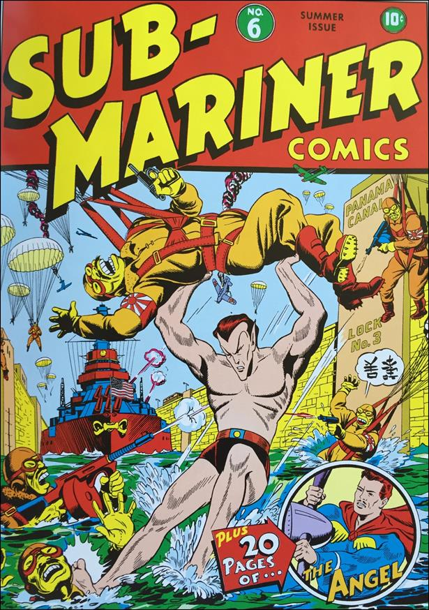 Sub-Mariner (1941) 6-A by Atlas