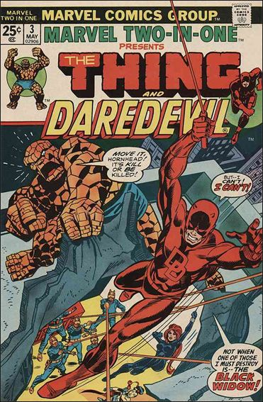 Marvel Two-in-One (1974) 3-A by Marvel