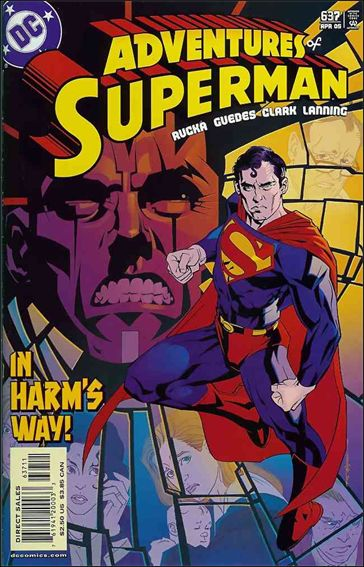 Adventures of Superman (1987) 637-A by DC