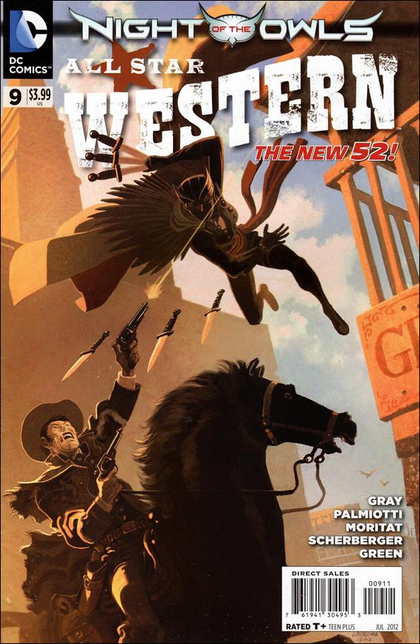 All Star Western (2011) 9-A by DC