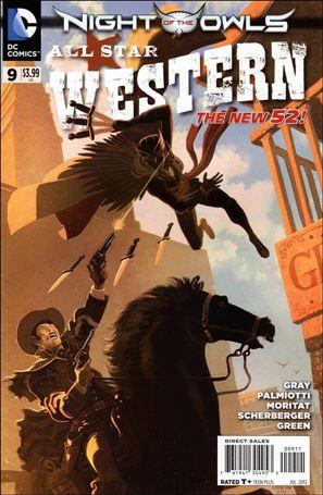 All Star Western (2011) 9-A