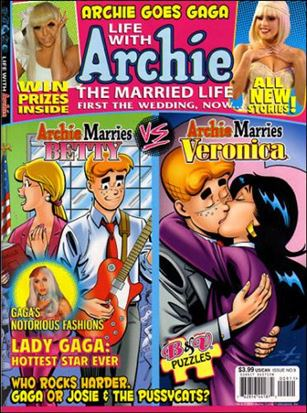 Life with Archie (2010) 9-A