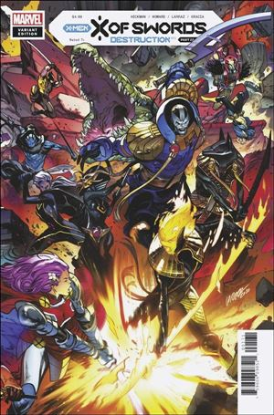 X of Swords: Destruction 1-C