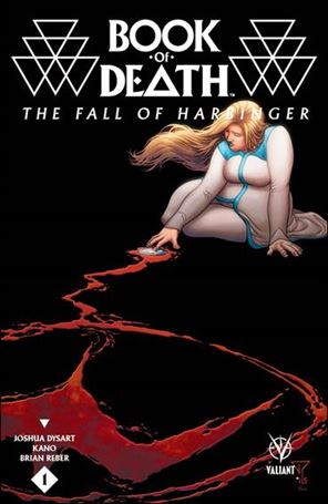 Book of Death: Fall of Harbinger 1-B