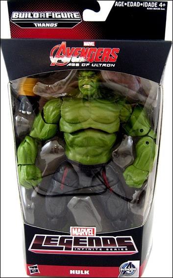 Marvel Legends Infinite: Avengers (Thanos Series) Hulk (Age of Ultron) by Hasbro