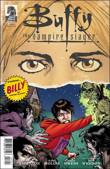 Buffy the Vampire Slayer Season 9 14-B by Dark Horse