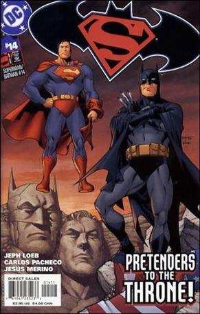 Superman/Batman 14-A