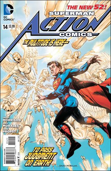 Action Comics (2011) 14-A by DC