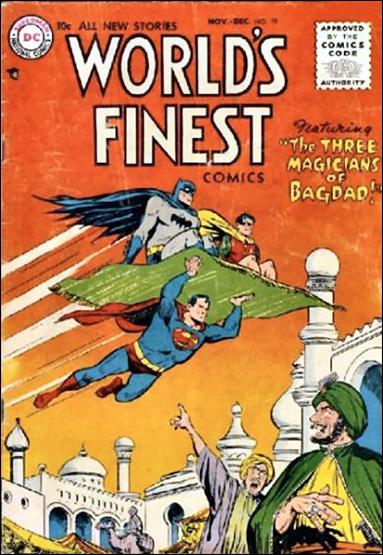 World's Finest Comics 79-A by DC