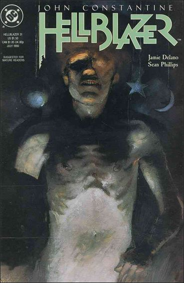 Hellblazer 31-A by Vertigo