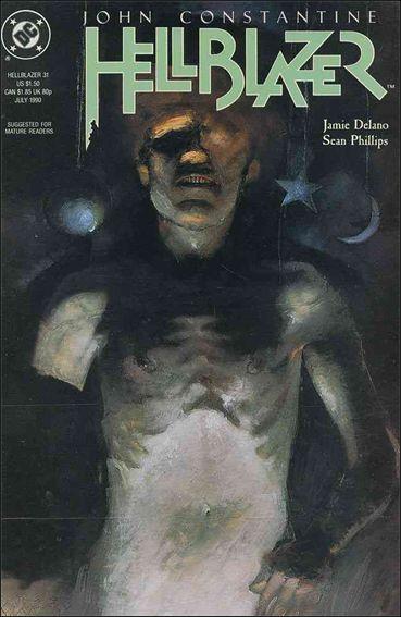 Hellblazer (1988) 31-A by Vertigo
