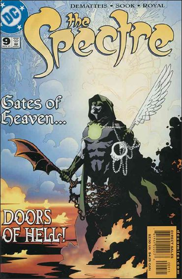 Spectre (2001) 9-A by DC