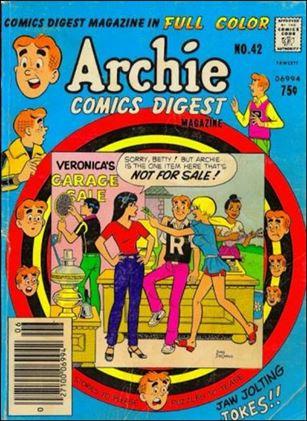 Archie Comics Digest Magazine 42-A
