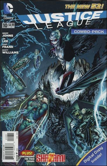 Justice League (2011) 10-C by DC