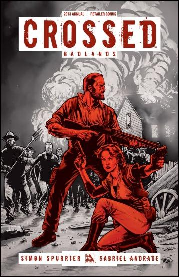 Crossed Annual 2013-E by Avatar Press