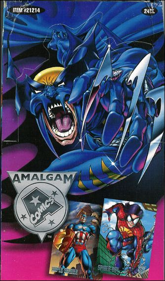 Amalgam Comics 1-A by Fleer/SkyBox