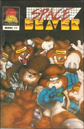 Space Beaver 11-A