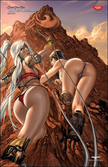 Grimm Fairy Tales Myths & Legends 17-E by Zenescope Entertainment