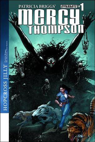 Mercy Thompson 1-A