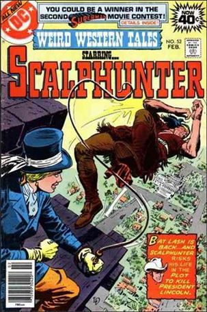 Weird Western Tales (1972) 52-A