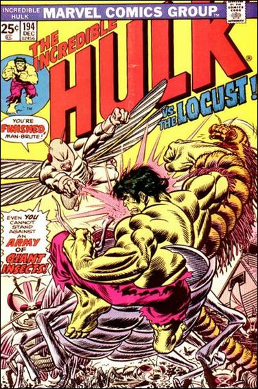 Incredible Hulk (1968) 194-A by Marvel