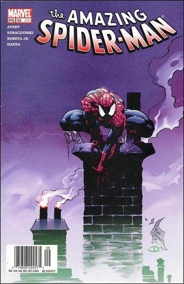 Amazing Spider-Man (1999) 55-B by Marvel