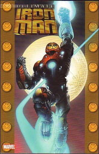 Ultimate Iron Man 1-A by Marvel