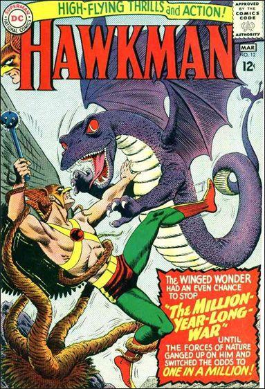 Hawkman (1964) 12-A by DC
