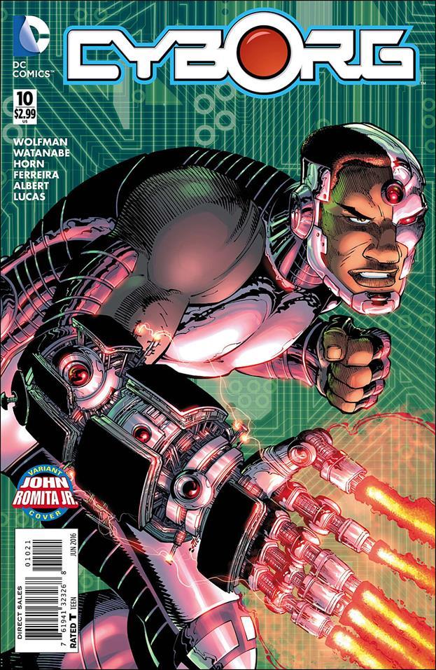 Cyborg 10-B