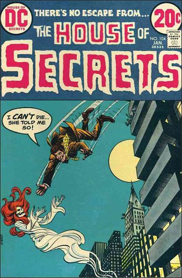 House of Secrets (1956) 104-A by DC