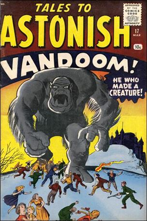 Tales to Astonish (1959) 17-A