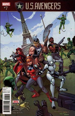 U.S.Avengers 7-A