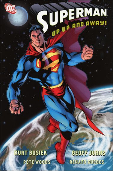 Superman: Up, Up and Away! nn-A by DC
