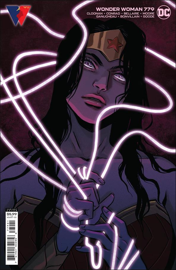 Wonder Woman (1942) 779-B by DC