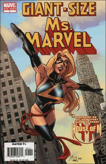 Giant-Size Ms. Marvel 1-A by Marvel