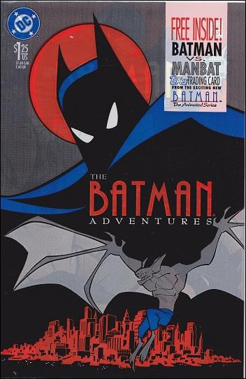 Batman Adventures (1992) 7-B by DC