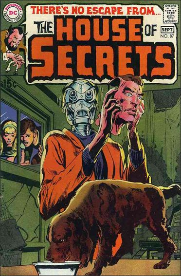 House of Secrets (1956) 87-A by DC
