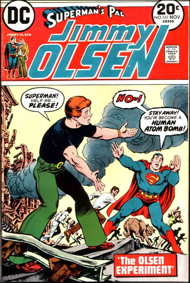 Superman's Pal Jimmy Olsen 161-A by DC